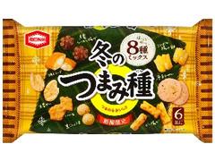 亀田製菓 冬のつまみ種 袋120ℊ