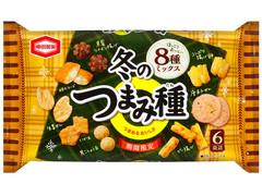 亀田製菓 冬のつまみ種