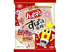 亀田製菓 すぱっと合格︕ハッピーターン 袋84g