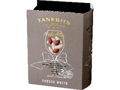 亀田製菓 タネビッツ チーズホワイト&アーモンド 箱80g
