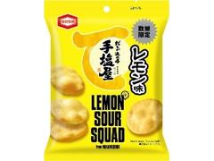 亀田製菓 手塩屋ミニ レモン味
