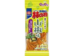 亀田製菓 亀田の柿の種 山椒味