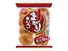 亀田製菓 まがりせんべい 2枚×9