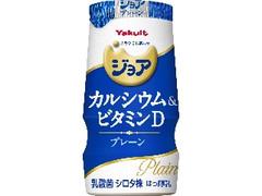 ヤクルト ジョア 1日分のカルシウム&ビタミンD プレーン 80ml