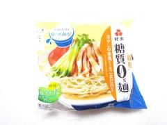 紀文 糖質0g麺 冷やし中華風ピリ辛ごまだれ