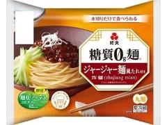 紀文 糖質0g麺 ジャージャー麺風たれ付き 袋178g