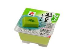 紀文 ポッキン 枝豆とうふ カップ120g
