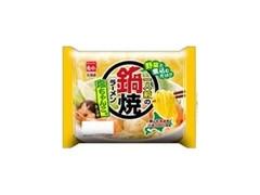 伊藤ハム 菊水 一人前の鍋焼ラーメン 塩ちゃんこ味 袋125g