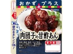 伊藤ハム おかずプラス 肉団子の甘酢あん 袋135g