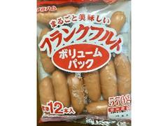 伊藤ハム まるごと美味しいフランクフルト ボリュームパック 袋570g