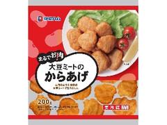 伊藤ハム まるでお肉!大豆ミートのからあげ 袋200g