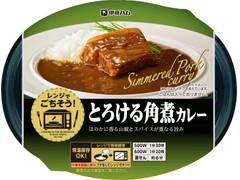 伊藤ハム レンジでごちそう とろける角煮カレー