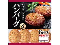 伊藤ハム ふっくら蒸し焼きハンバーグ