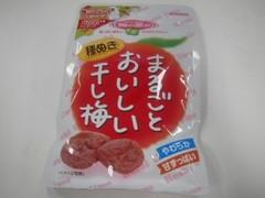 カンロ まるごとおいしい干し梅 袋27g