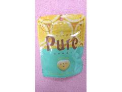 カンロ ピュレグミ レモン味 袋56g