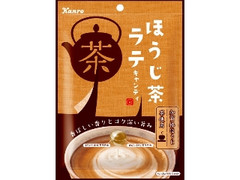 カンロ ほうじ茶ラテキャンディ 袋65g