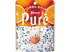 カンロ ピュレグミ オレンジティ 袋56g