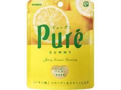 カンロ ピュレグミ レモン 袋56g