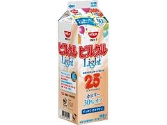 日清ヨーク ピルクル Light ピルクルシリーズ25周年記念パッケージ パック1000ml
