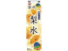 日清ヨーク 梨水 パック1000ml