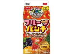 日清ヨーク フルーツパンチ パック500ml