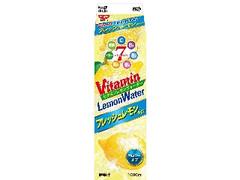 日清ヨーク ビタミンレモンウォーター フレッシュレモンタイプ