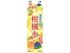 日清ヨーク 柑橘水