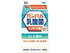 日清ヨーク ガンバル乳酸菌+ブドウ糖