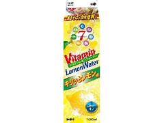 日清ヨーク ビタミンレモンウォーター