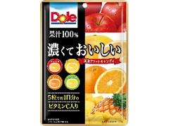 ドール 濃くておいしい果実アソートキャンディ 袋80g
