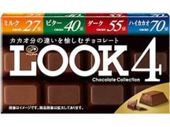 不二家 ルック4 チョコレートコレクション 箱12粒