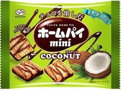 不二家 チョコを愉しむホームパイミニ ココナッツ 袋43g