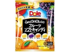 Dole フルーツソフトキャンディアソート 袋104g