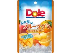 Dole シャリっとフルーツグミ オレンジ&マンゴー 袋40g