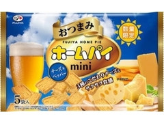 不二家 おつまみホームパイ チーズ&ペッパー 袋21g×5