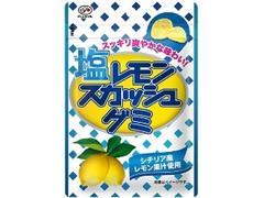 不二家 塩レモンスカッシュグミ 袋40g