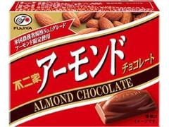 不二家 アーモンドチョコレート 箱7粒