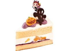 不二家 ハロウィンショートケーキ