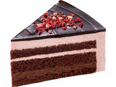 不二家 苺のザクザクチョコケーキ