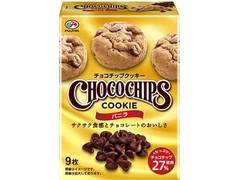 不二家 チョコチップクッキー バニラ