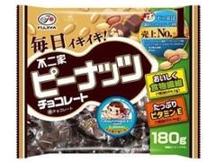 不二家 ピーナッツチョコレート