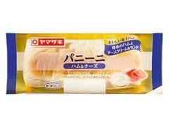 ヤマザキ おいしい菓子パン パニーニ ハム&チーズ 袋1個