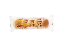 ヤマザキ 薄皮 クリームパン 袋5個