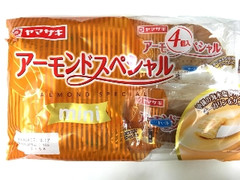 ヤマザキ アーモンドスペシャル ミニ 袋4個