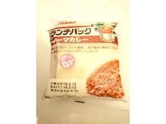 ヤマザキ ランチパック キーマカレー 袋2個