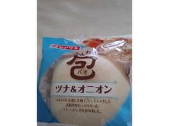 ヤマザキ ふんわり包 ツナ&オニオン 袋1個