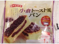 ヤマザキ 小倉トースト風パン 袋1個