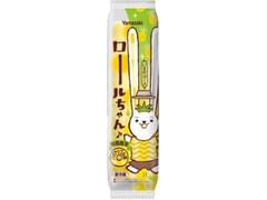ヤマザキ ロールちゃん パイナップル味 袋1個