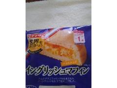 ヤマザキ 世界をおいしく食べよう イングリッシュマフィン ハム&エッグ 袋1個
