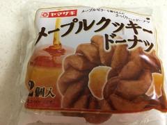 ヤマザキ メープルクッキードーナツ 袋2個
